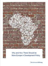 Why and How There Should be More Europe in Development Policy
