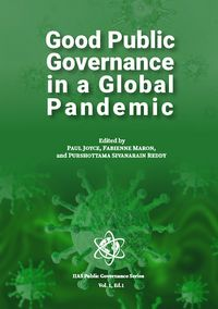 Good Public Governance in a Global Pandemic